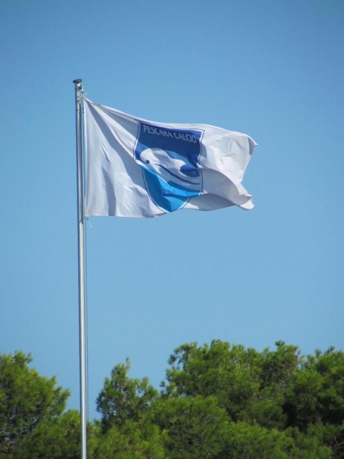 la bandiera pescara